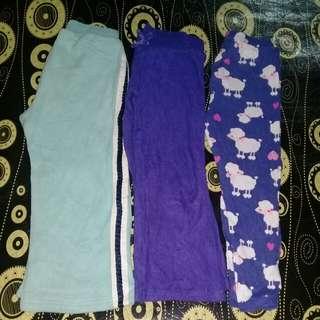 4T/4Y - Girl Pants/Trousers/Legging