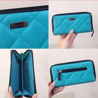 Bluebird zip wallet