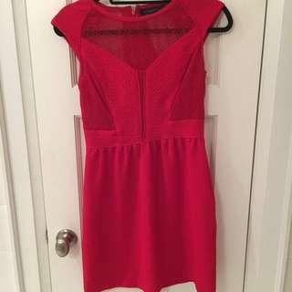 Red Dress (fancy)