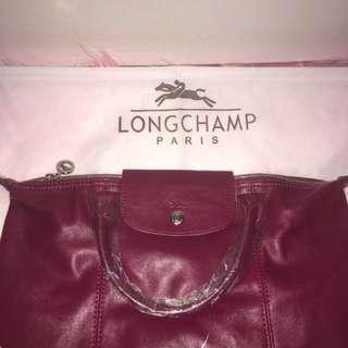 Longchamp Cuir Size S. Premium