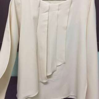 Blouse | Light Cream