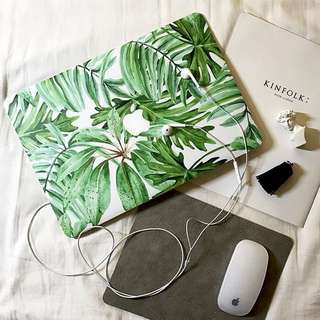 Leaves MacBook cover sticker