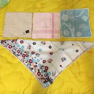 日版Burberry 手巾