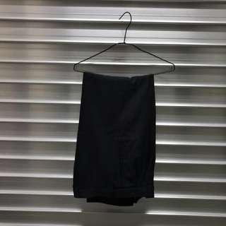 Enrico Coveri Men Black Pants / Formal Pants