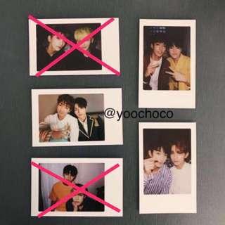 Official Seventeen Diamond Edge Seoul Unit Photcard