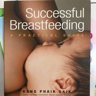 Practical guide for successful breastfeeding