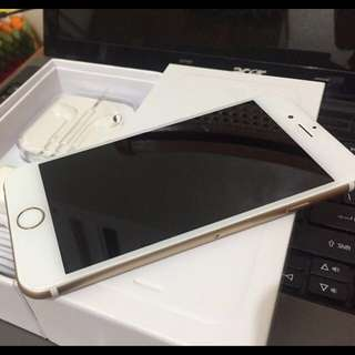 🚚 iphone 6 plus gold 64G