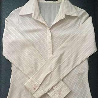 Bado Chevron Pattern Long Sleeves