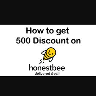 500 Discount  For Groceries  And Food Orders Online
