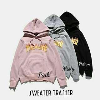 Sweater Trasher