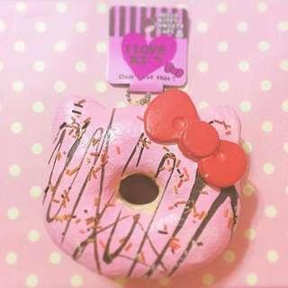 Nonreproduced Hello Kitty Donut
