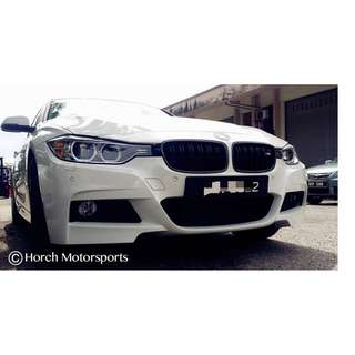 BMW F30 Convert M Sport PP Bumper bodykit. Taiwan N0.1