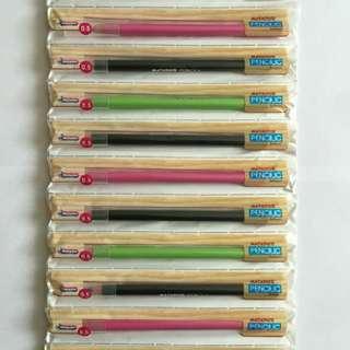 Ball Pens Black 0.5 mm pack of 12