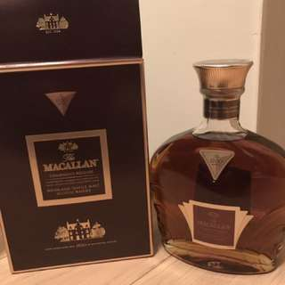 Macallan 1700 Series Chairman's Release