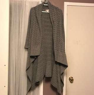 Grey sweater Cardi