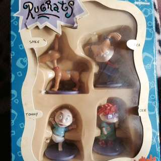Rugrats Figurine Set