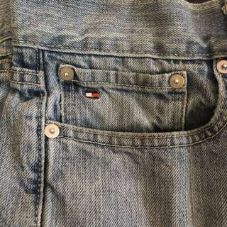 Vintage Tommy Hilfiger Light Blue Denim Jeans - Size