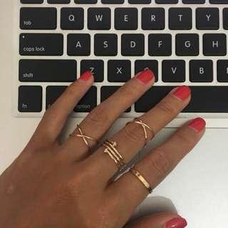 Midi accessory rings