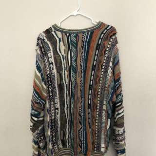 Vintage Giorgio di Firenge Knitted Sweater - Size L