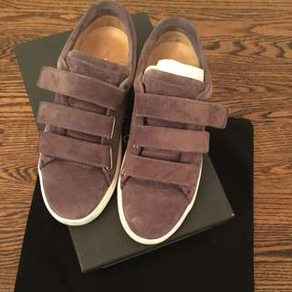 Rag and Bone Suede Kent Sneaker in size 7