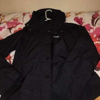 Hollister Black Winter Jacket