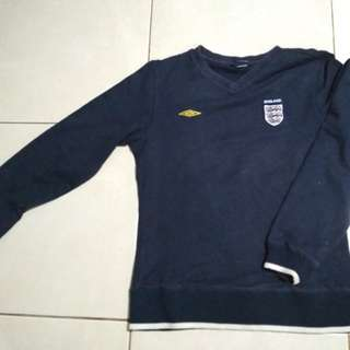 Classic England Sweater Original Umbro
