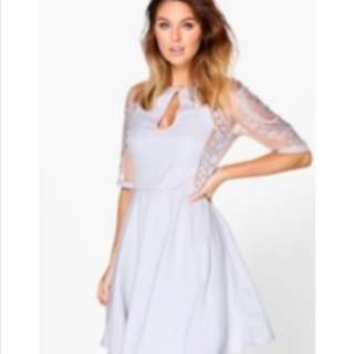 Brand new Boohoo dress with tags