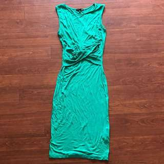 Brand New Cotton On Emerald Green Bodycon Dress