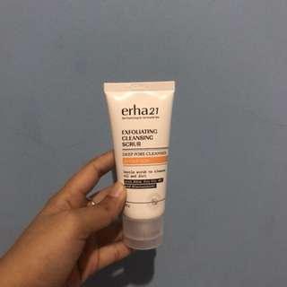 ERHA - Exfoliating Cleansing Scrub / ECS
