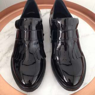 Wittner Patent Leather Shoes 38