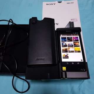 Sony NW-ZX2 great condition for sale.