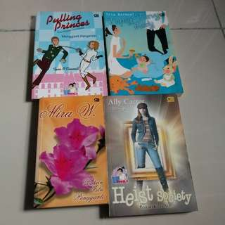 Novel teen lit murah