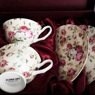 🎄🎁Fine Bone China- Cup Set❤️🎁