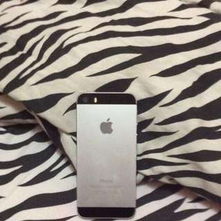 Iphone 5s space grey 16gb batangan kondisi mati total