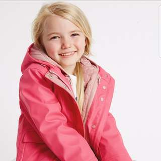 3 in 1 fisherman coat (Marks & Spencer)