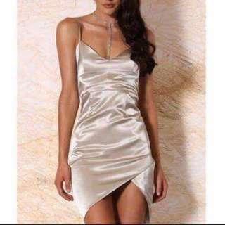Meshki Dress Pistachio