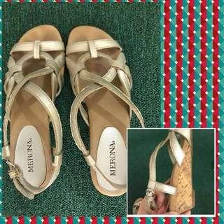 SALE - Merona Wedge Sandals