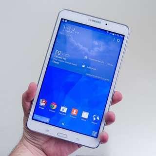 Samsung Tab 4 7.0 (4G LTE SIM CARD)