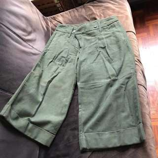 Initial Navy Green Trousers