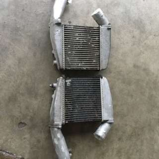 Nissan GTR  R35 intercooler