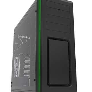 Phanteks Enthoo Luxe Tempered Glass Black Full Tower Chassis