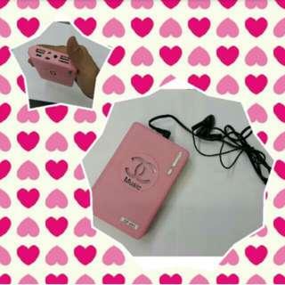 MP3 plus power bank