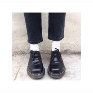 🚚 Dr.martens 馬汀 1461 低筒 女鞋