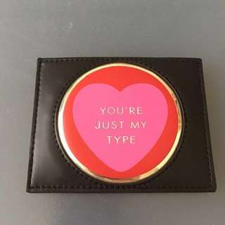 100%NEW Kate Spade card holder LE