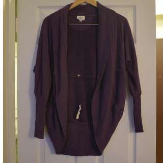 """Wilfred """"Diderot Sweater"""" Cardigan, Size M"""