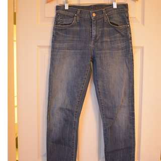 """Citizens of Humanity """"Mandy High Waist Retro slim"""" jeans, Size 27"""