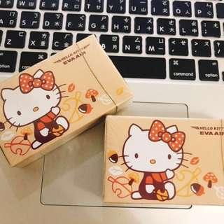 Hello Kitty撲克牌 #銅板好物