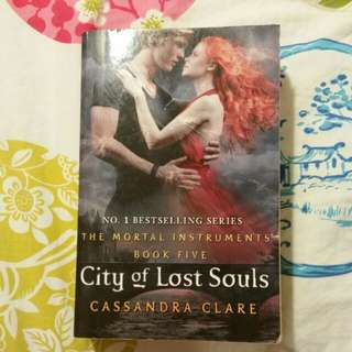 City of Lost Souls - The Mortal Instruments