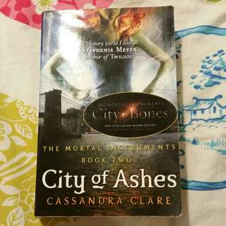 City of Ashes - The Mortal Instruments