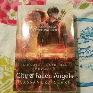 City of Fallen Angels - The Mortal Instruments